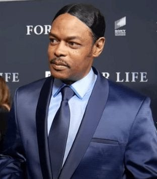 Isaac Wright Jr. at For Life premiere