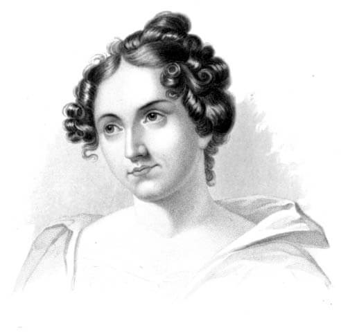 Portrait of Catharine Sedgwick