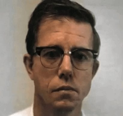 Serial killer Robert Hansen mug shot