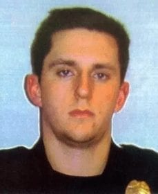 BART Officer Johannes Mehserle, who shot and killled Oscar Grant.