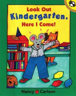 """""""Look Out Kindergarten, Here I Come!"""" is the final book at Imagination Library"""