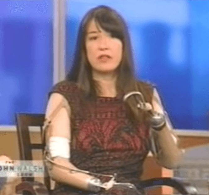 Mary Vincent speaks in an interview about attack.