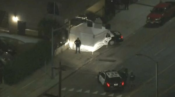 Eric Rivera: Shot to Death and Run Over By LAPD Patrol Car
